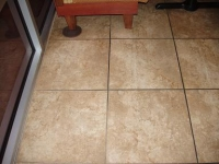 Before Tile & Grout Cleaning Picture