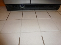single pass tile cleaning